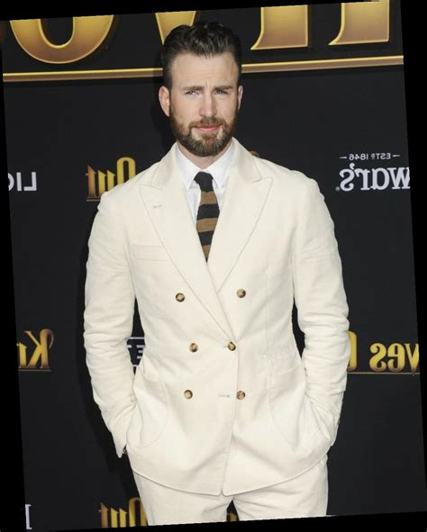 Chris Evans 'accidentally' leaked some of his private ...