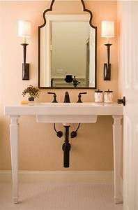 25 best ideas about peach bathroom on pinterest peach With best brand of paint for kitchen cabinets with french horn wall art