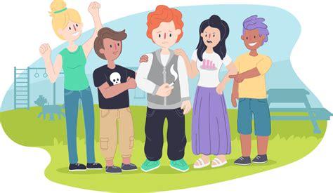 Negative Peer Pressure & How To Deal With It  Kids Helpline