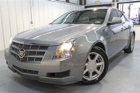 auto air conditioning service 2008 cadillac cts electronic toll collection buy used 2008 cadillac cts 4dr sdn leather roof pwr pkg clean car fax we finance in houston