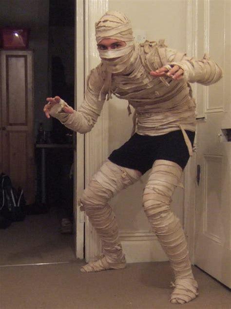 mummy costume tutorials  ideas noted list