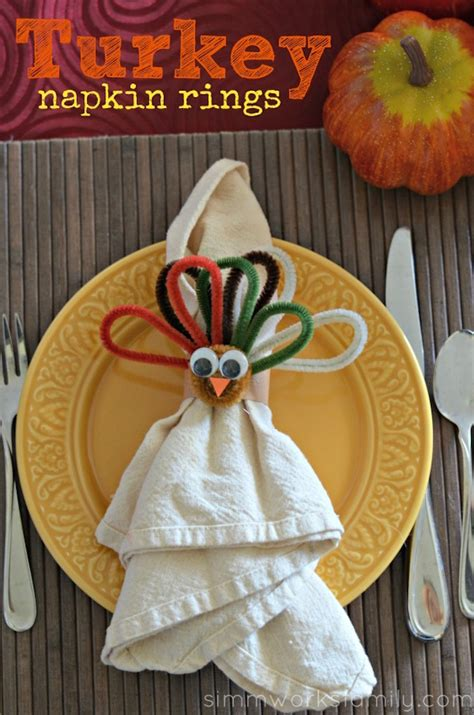 awesome diy thanksgiving table decor projects  kids