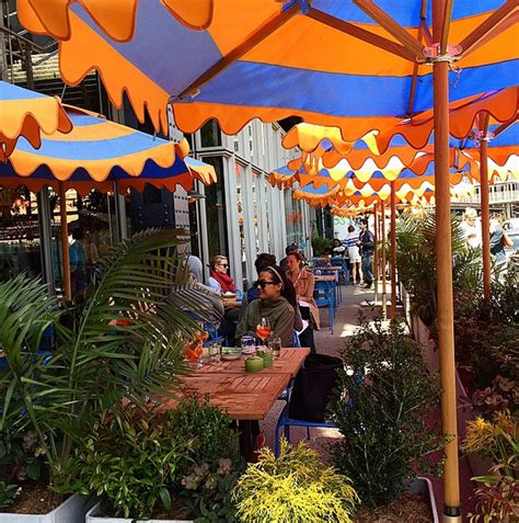 Best New Outdoor Dining Spots In New York City  Am New York