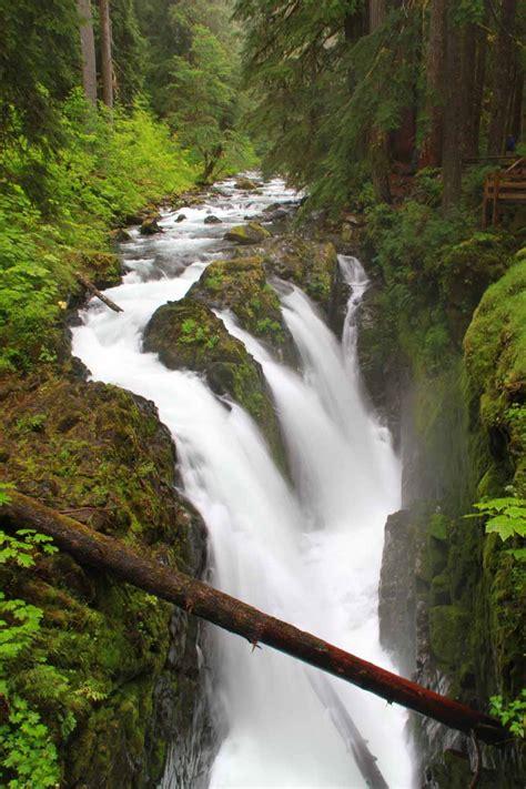 Top Washington Waterfalls World