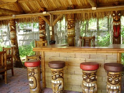 Tiki Bar Furniture by 104 Best Images About Tiki Bar Ideas On Bamboo