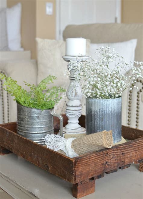 quick tips   farmhouse style vignette country
