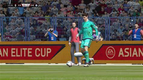 FIFA 16 Chelsea vs Juventus 1st Half Pre Season Match Day ...