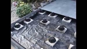 Feinsteinzeug Auf Splitt Verlegen : terrasse ab und aufbau youtube ~ Markanthonyermac.com Haus und Dekorationen