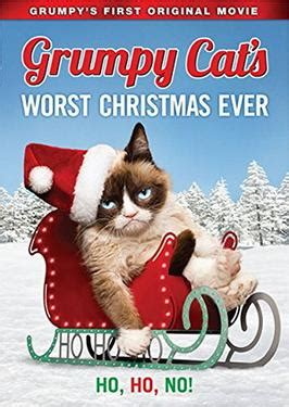 Grumpy Cat's Worst Christmas Ever Wikipedia