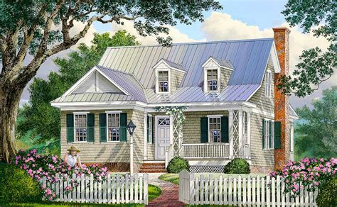adorable cottage home plan wp architectural