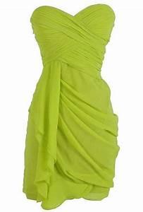 Best 25 Lime green dresses ideas on Pinterest