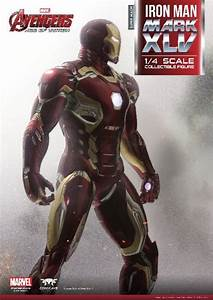 Comicave Studios: Avengers Age Of Ultron: Iron Man Mark 45