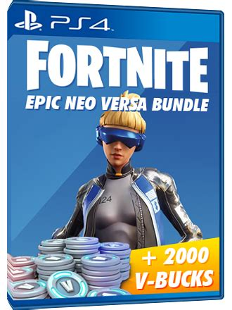 fortnite epic neo versa bundle   bucks ps mmoga