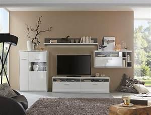 Tv Wand Weiß Hochglanz : wohnwand travis 20 wei hochglanz 4 teilig medienwand tv m bel tv wand wohnbereiche wohnzimmer ~ Indierocktalk.com Haus und Dekorationen