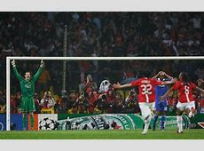 Manchester United Tops Chelsea in Penalty Kicks