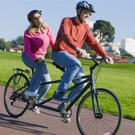 How Does A Bicycle Built For Two Work?  Healthy Living