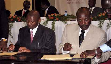 burundi   arusha accords  central