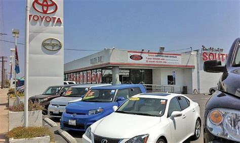 South Bay Toyota by Shabby To Shining Toyota Stores Near Hq Get Makeovers