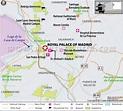 Palacio Real (Royal Palace of Madrid) Spain - Map, Facts ...