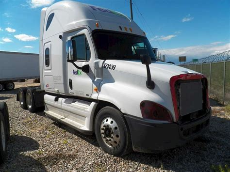 semi truck sleepers 2012 freightliner cascadia 125 sleeper semi truck for sale