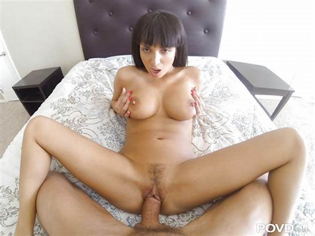 #Stunning #Latina #Brunette #Anissa #Kate #Getting #Deep #Dicked