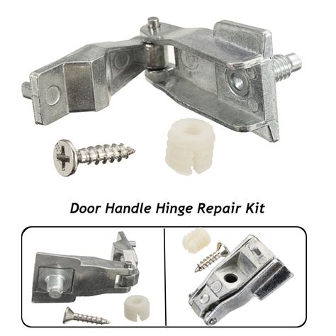 door handle repair chrome metal outer door handle hinge repair tool os ns