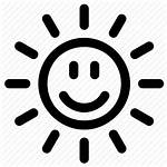 Sun Happy Icon Face Transparent Smiley Icons