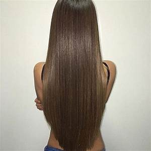 17 Ways to Style Long Haircuts with Layers | Long ...