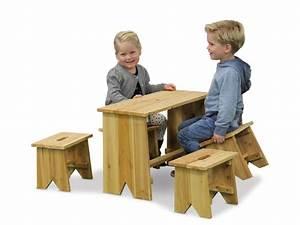 Kinder Gartenbank Holz : kinder holz gartenbank picknick set gr e xl holz sitzgruppe kindergarnitur ~ Whattoseeinmadrid.com Haus und Dekorationen