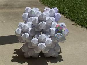 Icosahedron Fractal, aka Ikosahedron Fraktal