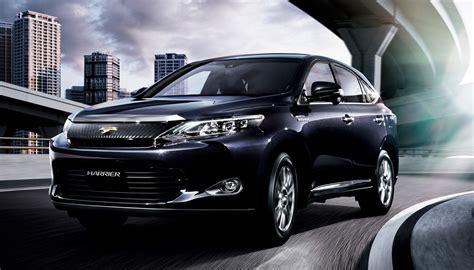 harrier lexus interior toyota harrier 2014 car interior design