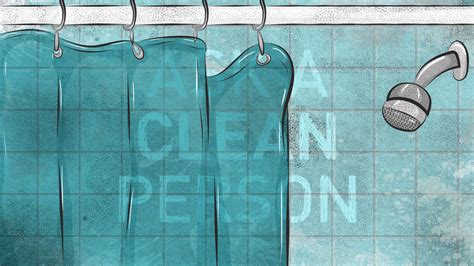 how to get mildew stains out of polyester shower curtain