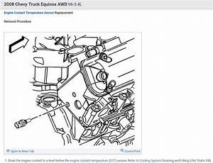 3400 V6 Engine Coolant Diagram