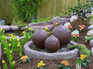 Wasserspiel Garten Stein : kugelbrunnen springbrunnen brunnen wasserspiel werksandstein stein 133kg balkon garten shop ~ Sanjose-hotels-ca.com Haus und Dekorationen