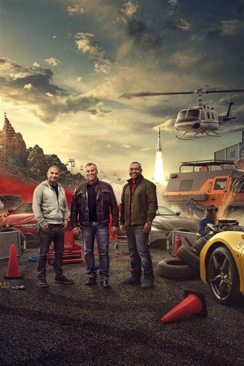 Top Gear Line Up by Top Gear Will Return On March 5