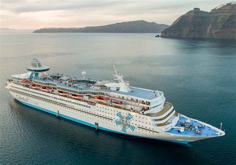 Celestyal Olympia - Itinerary Schedule Current Position | CruiseMapper