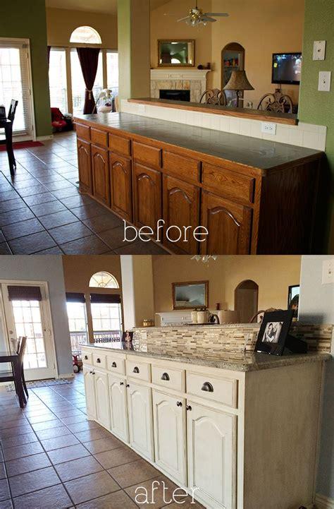 refinishing glazed kitchen cabinets theydesignnet