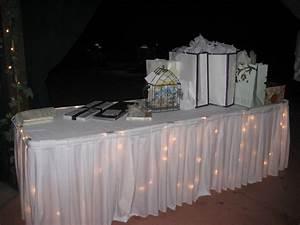 Gift Table | A Wedding Wish