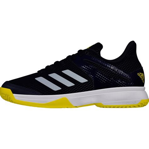 Adidas Kids Adizero Club Tennis Shoes - Legend Ink/White ...
