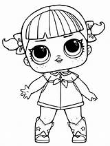 Lol Coloring Doll Pages Omg Dolls Print Male Popular sketch template