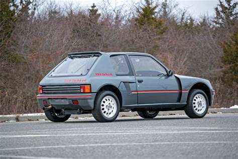 Peugeot 205 Turbo 16 For Sale by 1984 Peugeot 205 Turbo 16 Sports Car Market Keith