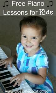 Kids Piano Lessons Online Free
