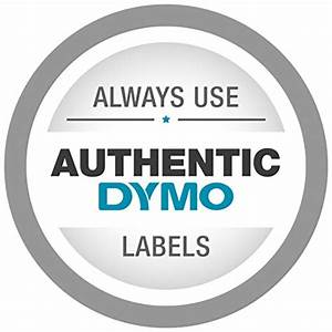 Dymo authentic industrial labels for labelwriter and for Dymo label stickers