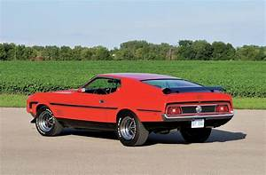 1972 Ford Mustang Mach 1 - Right Place, Right Time Photo & Image Gallery