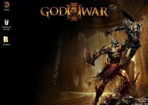 descargar tema de god  war  gratis