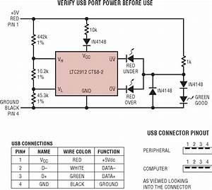 Verify Usb Port U0026 39 S Supply Voltage Before Use