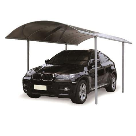 box auto in alluminio pensilina tettoia policarbonato fume carport auto garage