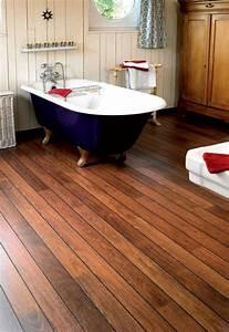 parquet de salle de bain prix et conseils pour bien le With parquet salle de bain quick step