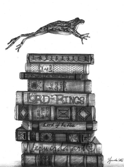 vintage book stack sketch google search tattoo