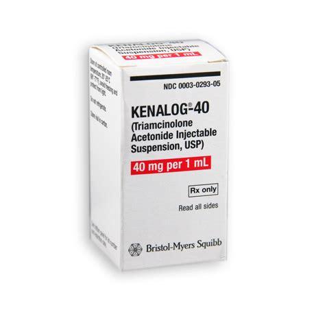 Kenalog®- 40 Injectable